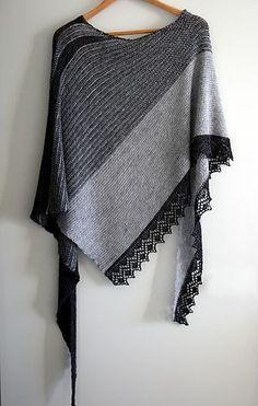 shawl ravelry free: