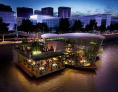 Madero walk waterside restaurant # buenos Aires. I love Puerto Madero in Buenos Aires. It is beautiful with amazing condos, hotels and restaurants.