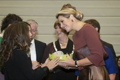 !! REAL- MY ROYALS !!: Queen Maxima opens Almere on Stage