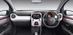Hmmmmm new 108 interior makes me happy, minimalist and touch activated!