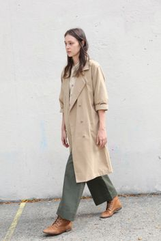 jesse kamm trench coat from beautiful dreamers.