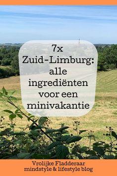 Wat is er te doen in Zuid-Limburg? Nou, deze regio in Zuid Limburg heeft alle ingredienten voor een vakantie in eigen land. Wandelen, fietsen, overnachten, leuke restaurants, winkelen in Maastricht, bezoek aan Vaals en Valkenburg, stadjes... Alles voor je dagje weg, short stay, lang weekend, weekendje weg of minivakantie. Op vakantie in Nederland dit jaar? Wat kun je bezoeken in Limburg? Op zoek naar tips voor een leuke B&B in Bemelen? Lees de blog voor nog meer vakantietips!