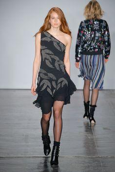 Nicole Miller: ready-to-wear fall/winter 2018-2019