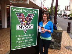 World Vegan Day baking giveaway - Svetový deň Vegan - Wikipedia