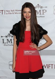 Actress Nikki Hahn attends the screening of 'Little Miss Perfect' at The TCL Chinese Theatre on May 26, 2016 in Hollywood, California.