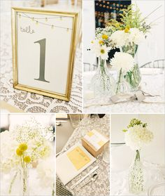 Lace wedding ideas