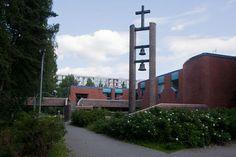 Hervannan kirkko. Kirkot - Tampereen seurakuntayhtymä