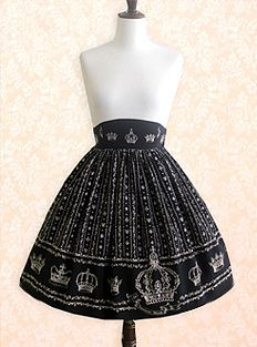 Innocent World Felicia Crown Skirt