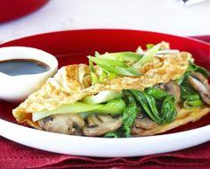 Asian-vegie-omelettes