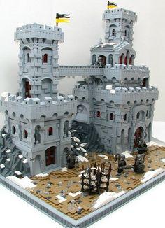 LEGO Castle - so detailed