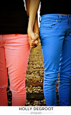 @Kelly Loveland Okay. You. Me. Photo Shoot. For your Graduation. Your turquoise pants. My purple pants:) Plus, More. Yes. Deal?