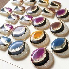 Diy Resin Art, Uv Resin, Resin Molds, Resin Crafts, Diy Art, Resin Jewelry, Jewelry Findings, Bijoux Diy, Clay Creations