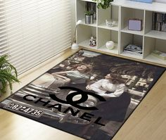 Chanel logo vintage Blanket cheap and best quality. *100% money back guarantee
