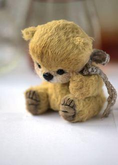 cutest teddy bear ever :o)