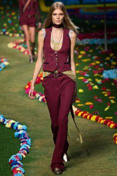 la collection de #TOMMY #HILFIGER prêt-à-porter printemps-été 2015 à New York sur le blog ci-dessous: http://fashionblogofmedoki.blogspot.be