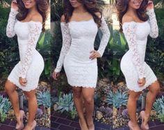 Vestido de novia corto 50% de descuento... Vestido por WoodoDesign