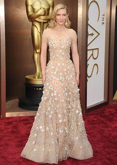 The best ever Oscars dresses - Cate Blanchett