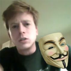 #Anonymous 'Spokesman' Barrett Brown Raided by #FBI During Recorded Chat Session    #hacktivist