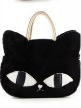 Lovely cat decoration all matching handbag cute handbags