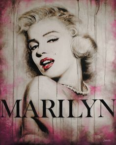 Marilyn Monroe by Gilbert Cantu by GilbertCantu.deviantart.com on @DeviantArt