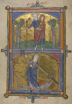 The Grandisson Psalter - Medieval manuscripts blog