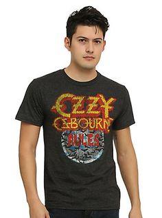 Ozzy Osbourne Rules T-Shirt,