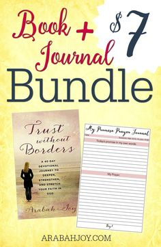 Trust Without Borders - When Faith is Hard: Believing God Wants the Best for You