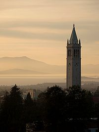 Berkeley-- It's where I went to University, and I love the enlightened culture, the international feel, and the city and regional parks.