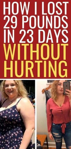 Weight Loss Advice From 48 Year Old Woman Who Lost 29 Pounds in 23 Days - Trooist Put On Weight, Start Losing Weight, Lose Weight In A Week, Trying To Lose Weight, Lose Fat, Lose Belly Fat, How To Lose Weight Fast, Weight Loss Blogs, Fast Weight Loss