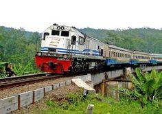 Taman Miniatur Kereta Api Terbesar di Indonesia