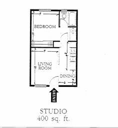 Studio Apartment Floor Plans 400 Sq Ft 400 sq ft studio apartment ideas   400 sq ft studio apartment