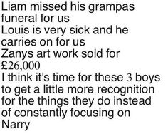 YES. This has been making me so mad lately that they are so under-appreciated and they deserve so much more recognition than they are getting
