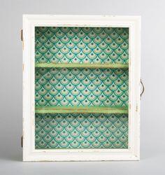 Modern Casablanca Display Cabinet