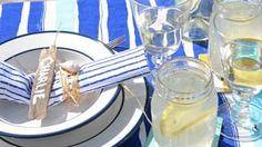 Lexington Company Summer 2016 Collection  | Table + Dine #lexingtoncompany #summer #eastcoast #entertaining