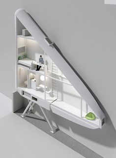 Is this the world's narrowest house? Designed by architect Jakub Szczesny in Warsaw image via www.home-designing.com