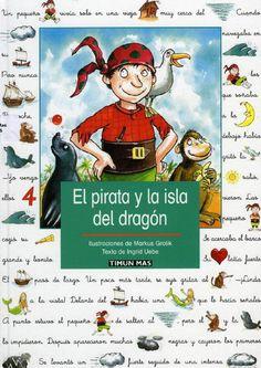 El pirata y la isla del dragón por Mª Asunción Cabello