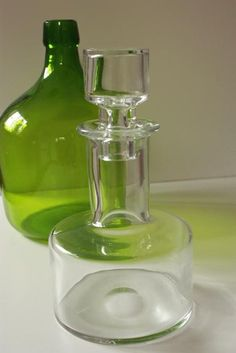 Billedresultat for helena tynell aquarius Clear Glass, Glass Art, Glass Company, Ceramic Artists, Glass Design, Wine Decanter, Scandinavian Design, Finland, Mid Century
