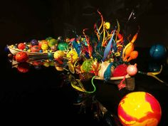 The Chihuly Garden and Glass in Seattle, Wash. | 22 Destinations Science Nerds Need To See Before They Die