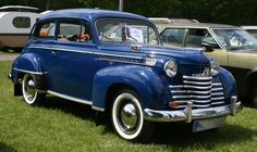 1951 Opel Olympia