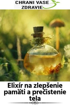 Elixír na zlepšenie pamäti a prečistenie tela Soap, Tela, Bar Soap, Soaps