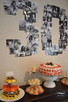 Birthday Fun 30th Celebration Ideas Diy Decorations Hy