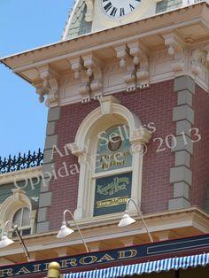 Walt Disney World Magic Kingdom Walt Disney World by OppidanEye, $18.00