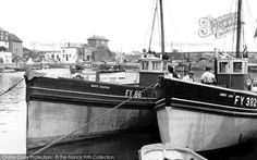 Mevagissey, The Harbour c.1955.