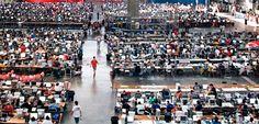 A Campus Party é um dos eventos mais importantes do universo nerd e todos deveríamos ir pelo menos uma vez na vida!