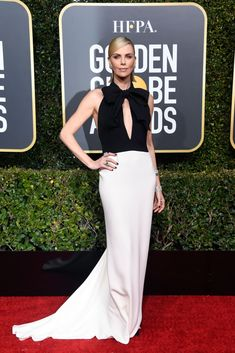 Charlize Theron at the 2019 Golden Globes Camilla Belle 526a4249be96