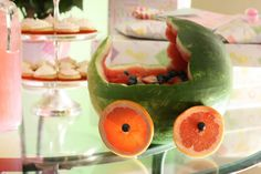 Charming Doodle...sew it, build it!: How to: make a watermelon baby carriage