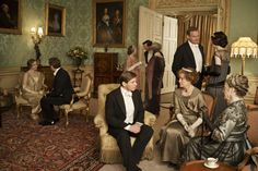 Simply June: Downton Abbey 4 - Episode 3  watch free here