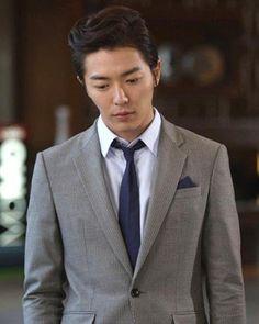 Korean actor, Kim Jae Wook
