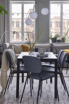 Les 20 Meilleures Images De La Salle A Manger Ikea En 2020 Salle
