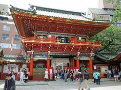 Kanda Myojin, Tokyo.